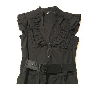 Bebe corset blouse