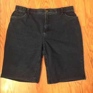 denim + company Pants - Denim & co shorts