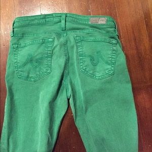 """AG Adriano Goldschmied Jeans - LAST CHANCE 🛍AG """"the Stevie"""" straight ankle jeans"""