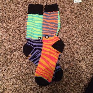 Stance Other - Lightly worn stance socks