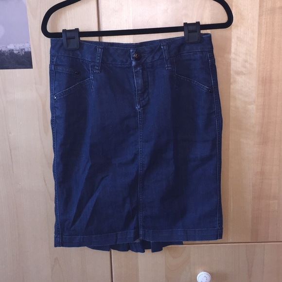e2c11eaf8f Skirts | Level 99 Denim Skirt | Poshmark