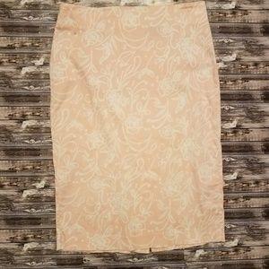 Jacob Cohen Dresses & Skirts - 🐘 3 for $20 🐘 Jacob Floral Print Pencil Skirt