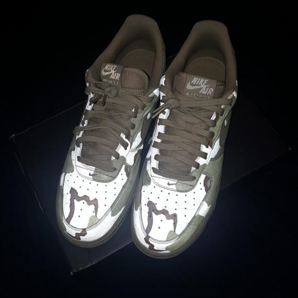 340adad2e5158 Nike air force 1 3m camo