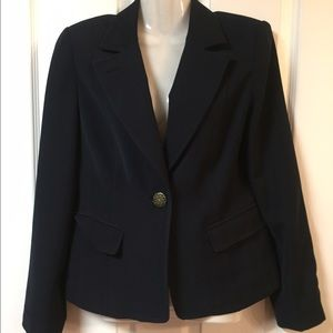Isabel & Nina Tops - Beautiful Navy Blue Blazer
