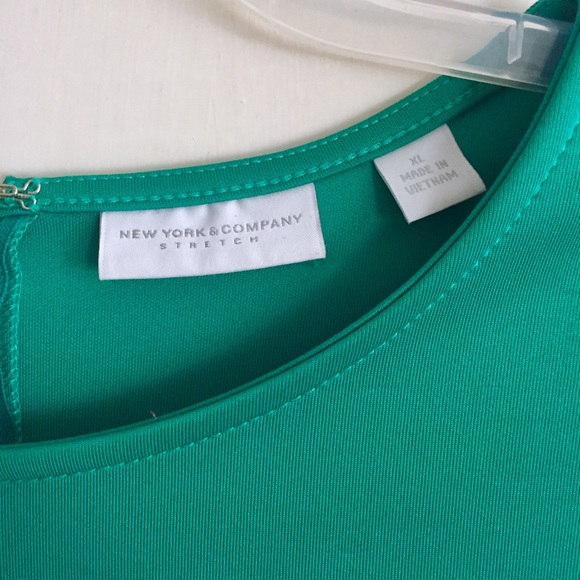 New York & Company Dresses - Scuba Bodycon Dress