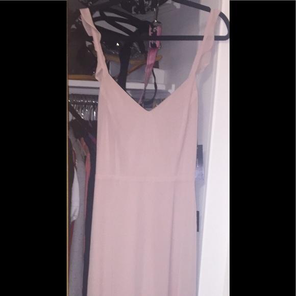 6b328b74e4a0 Lulu's Dresses | Lulus Meteoric Rise Blush Maxi Dress Size L | Poshmark