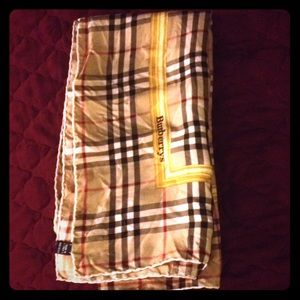 Burberry Accessories - Burberry scarf