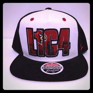 Zephyr Other - University of Louisville Cardinals SnapBack Cap