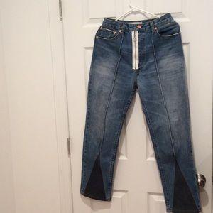 Off-White Denim - Off white jeans