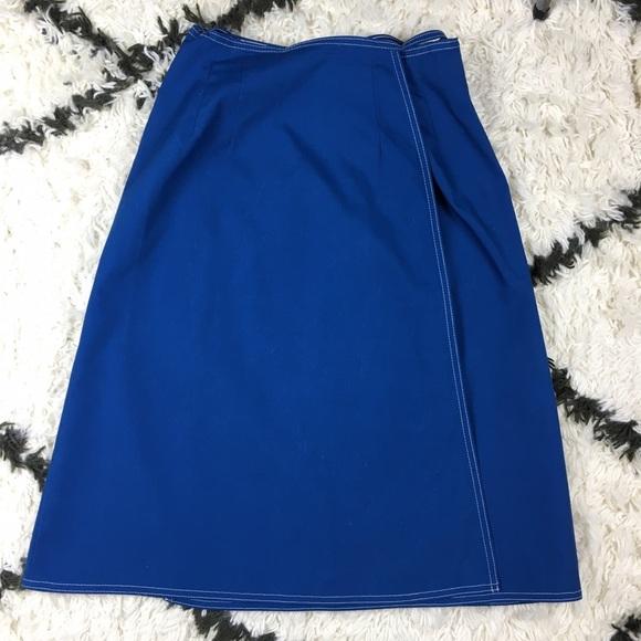 44 koret dresses skirts vintage royal blue koret