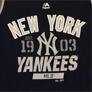 79c119a02 Majestic Shirts - New Men s NY Yankees Tank Top Majestic MLB Large