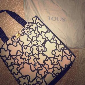 """Tous Handbags - Authentic TOUS """"KAOS"""" Tote"""