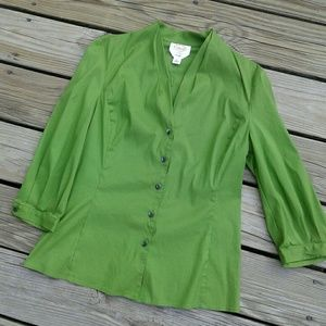 Talbots Tops - Talbots Button down shirt