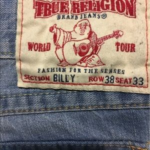 True Religion Other - used cool faded jeans