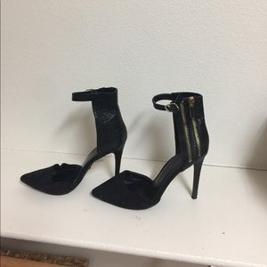 Sexy shoes from bebe