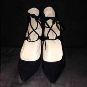 Marc Fisher Shoes - Lace Up Heels