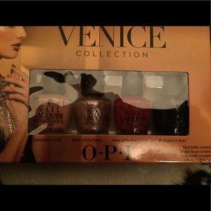 OPI Other - 4 OPI Nail Polish BOX SET