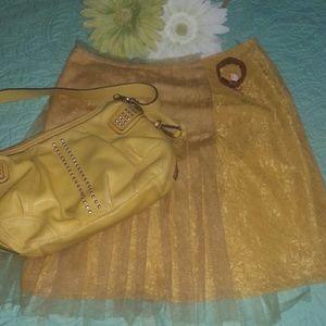 Rodarte Dresses & Skirts - Rodarte lace skirt