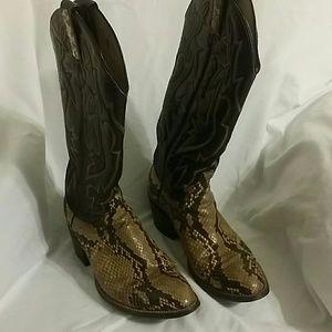 Dan Post Other - 🌟Dan Post 🌟 Snake skin boots