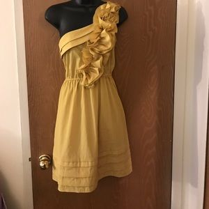 day & night Dresses & Skirts - Mustard dress