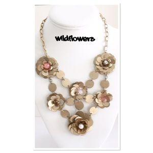 Jewelry - Beautiful Wildflower Necklace