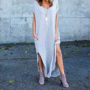 Dresses & Skirts - 🌺RESTOCK🌺 Oversized Side Slit Boho Chic