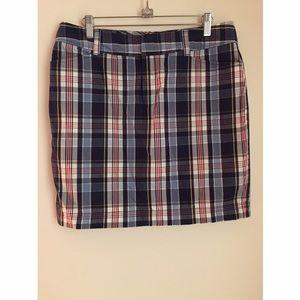 Chaps Dresses & Skirts - Plaid Skirt