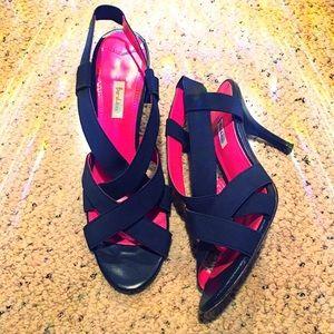 Boden Strappy Heels