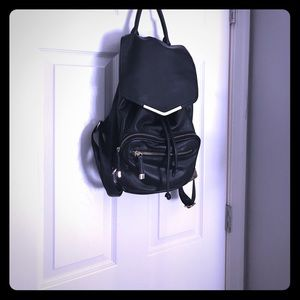 BLACK ALDO BACK PACK