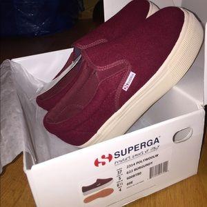 Superga Shoes - PLATFORM Superga slip ons