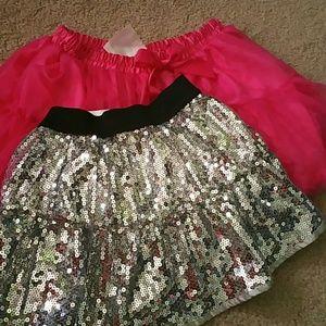 Beautees Other - BOGO 2  Little Girls Skirt