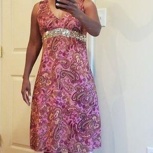 Giorgio Fiorlini Dresses & Skirts - Giorgio Fiorlini Paisley design dress