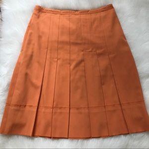 BCBGMaxAzria Dresses & Skirts - BCBG Max Azria Pleated A-Line Skirt