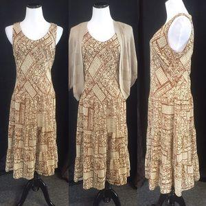 Sangria Dresses & Skirts - Sangria Sundress