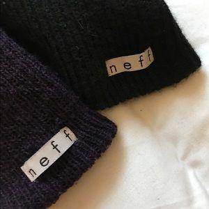 Neff beanies