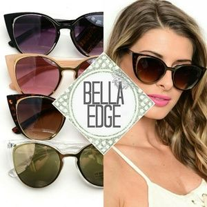 Bella Edge Accessories - 🆕️ NORA Pointed tip cat eye sunglasses
