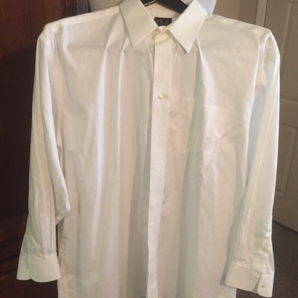 70 off jos a banks other jos a banks white dress for Joseph banks dress shirts
