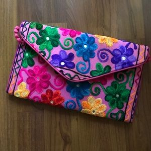 Handbags - Colorful purse 🌈 🌸🌼🌺