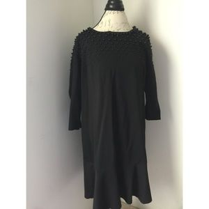 Eloquii Dresses & Skirts - Eloquii dropped hem  peplum dress
