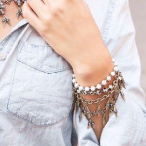 Chloe + Isabel Jewelry - Aventine Fringe Multi-Wrap Bracelet