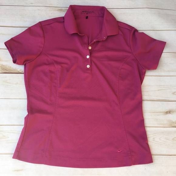 44 off nike tops nike golf dri fit collared shirt for Dri fit collar shirts