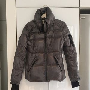 SAM. Jackets & Blazers - SAM. Gray puffer jacket