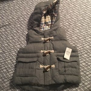 Baby Gap Other - Baby Gap hooded vest