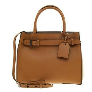 Reed Krakoff RK40 Large Belted Convertible Satchel