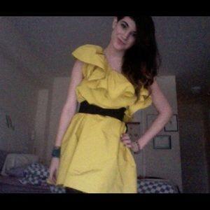 Lanvin for H&M Dresses & Skirts - Lanvin for H&M One Shoulder Dress