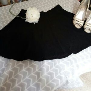 No Boundaries Dresses & Skirts - Black Mini Skirt