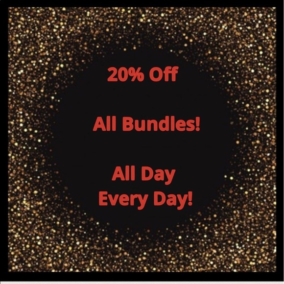 Jeans - 20% Off All Bundles! From 6 Closets!