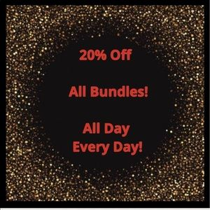 Jeans - 20% Off All Bundles! From 4 Closets!