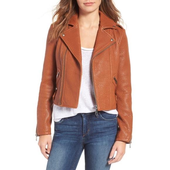 Rebecca Minkoff Jackets & Blazers - Rebecca Minkoff Wolf Leather Jacket