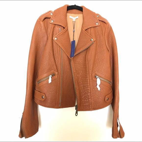 Rebecca Minkoff Jackets & Coats - Rebecca Minkoff Wolf Leather Jacket